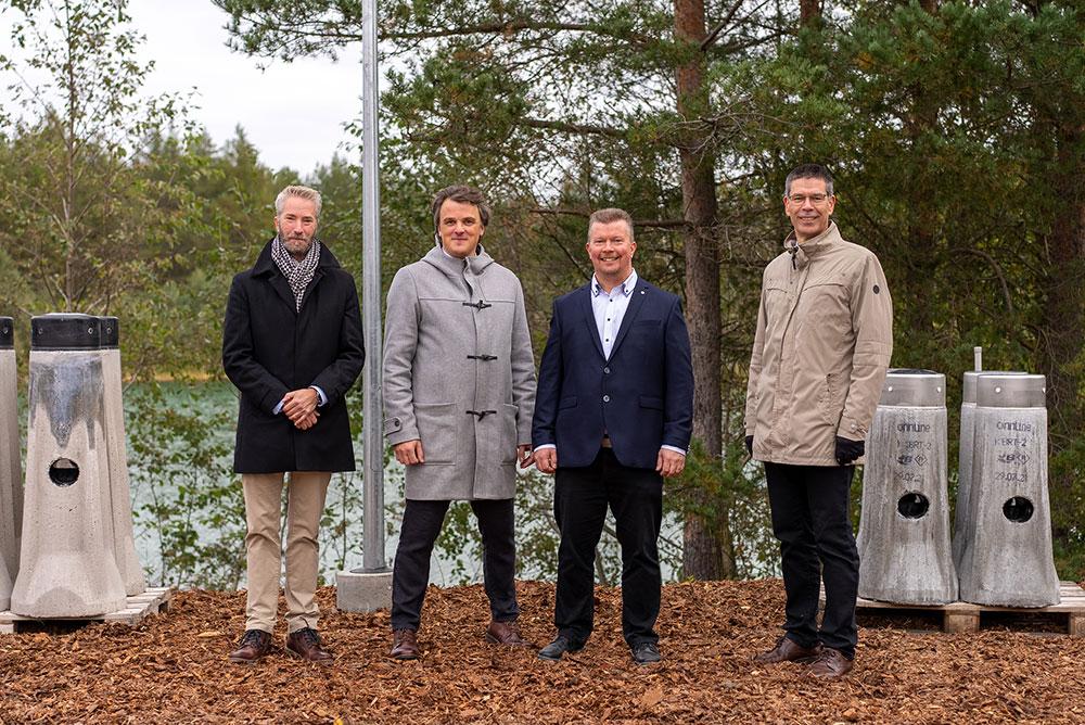Betolar ja JA-KO Betoni kehittävät vähähiilisen ratkaisun Keliberin litiumkaivoksen sivuvirtoihin